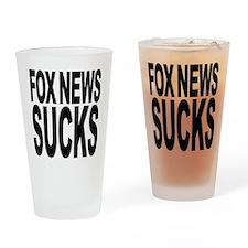 Fox News Sucks Pint Glass