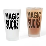 Magic Sucks Pint Glass