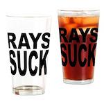 Rays Suck Pint Glass
