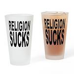 Religion Sucks Pint Glass