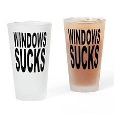 Windows Sucks Pint Glass