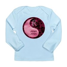 Cute Aquarius Long Sleeve Infant T-Shirt