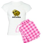 Potato Head with Toes Women's Light Pajamas