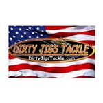 American Made 38.5 x 24.5 Wall Peel