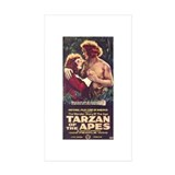 Tarzan Of The Apes Decal