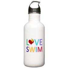 LOVE SWIM Water Bottle