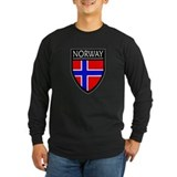 Norway Flag Patch T