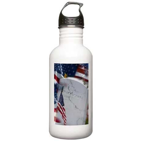 The Unkown Soldier Stainless Water Bottle 1.0L