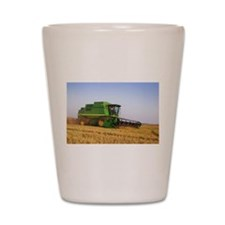 Combine in the Field Shot Glass