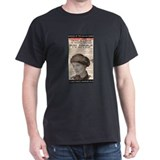 Constance Markiewicz - Black T-Shirt