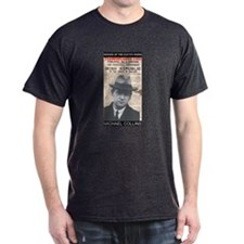 Michael Collins - Black T-Shirt