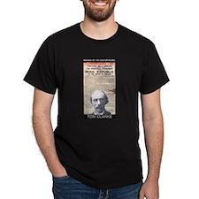 Tom Clarke - Black T-Shirt