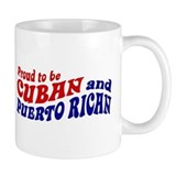 Cuban and Puerto Rican Coffee Mug