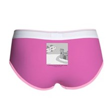 Why Do We Have a Moat Women's Boy Brief