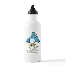 Happy Bird Water Bottle