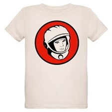 Yuri Gagarin Icon T-Shirt