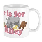 R is for Riley Mug