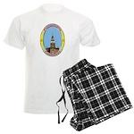 PA Freemasons Men's Light Pajamas