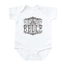 Southern Belle Hearts Infant Bodysuit