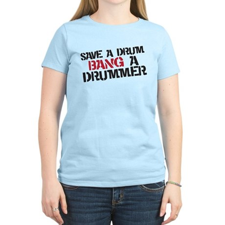 Save a drum Women's Light T-Shirt