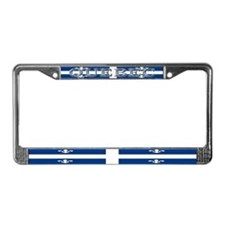 Quebec Quebecer Flag License Plate Frame