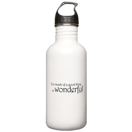 A Good Thing Stainless Water Bottle 1.0L