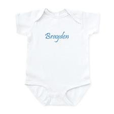 Brayden Infant Bodysuit