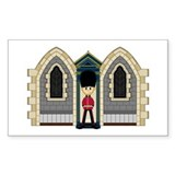 British Royal Guard Sticker (10 Pk)