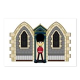 British Royal Guard Postcards (PK of 8)