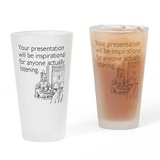Inspirational Presentation Pint Glass