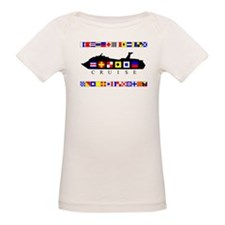 Cruise Signal Flags-b Tee