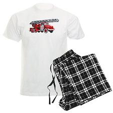 Fire Engine Pajamas