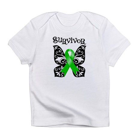 Butterfly Non-Hodgkins Infant T-Shirt