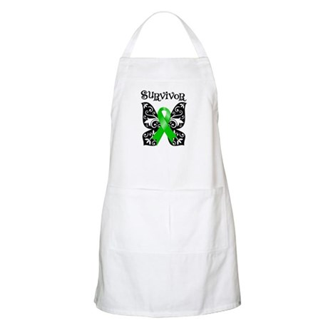 Butterfly Non-Hodgkins Apron