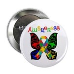 Butterfly Autism Awareness 2.25