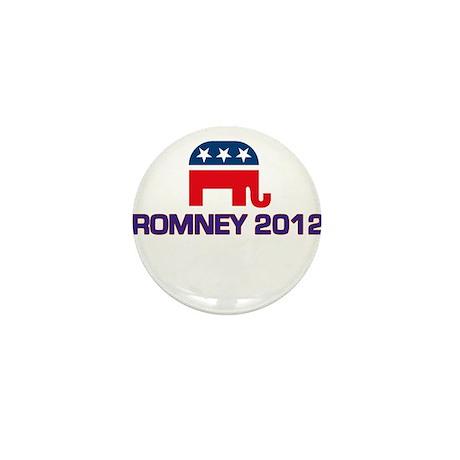 Romney 2012 Mini Button (10 pack)