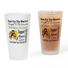 Hope Tribute Bladder Cancer Pint Glass