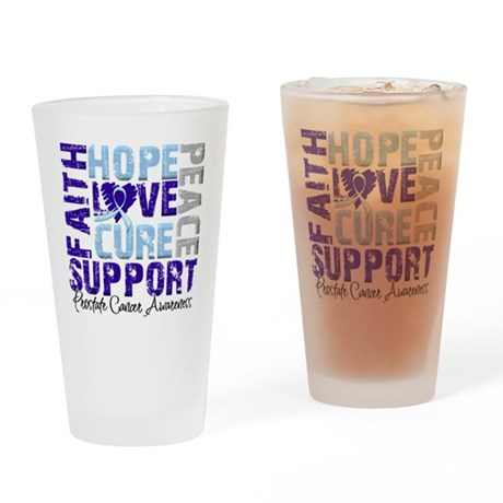 Hope Prostate Cancer Pint Glass