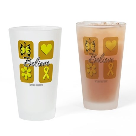 Believe Elements - Sarcoma Pint Glass