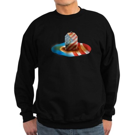 The Power of Tea Sweatshirt (dark)