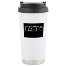 Inspire Blackboard Ceramic Travel Mug