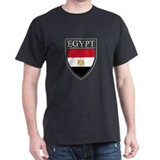 Egypt Flag Patch T-Shirt