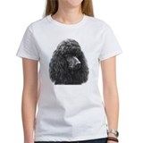 Black or Chocolate Poodle Tee