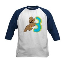 Teddy bear 3 year old Tee