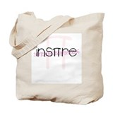 Pink Inspire 2 Tote Bag