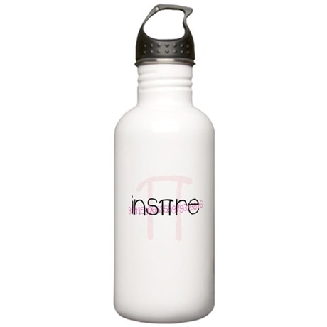 Pink Inspire 2 Stainless Water Bottle 1.0L