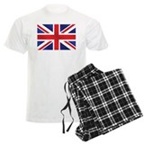 Union Jack UK Flag pajamas