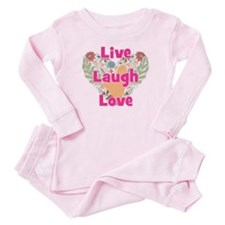 Personalized Shar-Pei Long Sleeve Infant Bodysuit