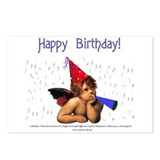 Birthday Postcards (Package of 8)