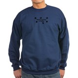I Want to Play a Game Jigsaw Sweatshirt